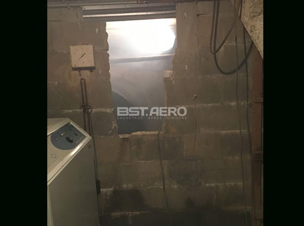 Intervention suite d bordement cuve fuel dans une maison en haute vienne bst aero - Enlever odeur de friture ...